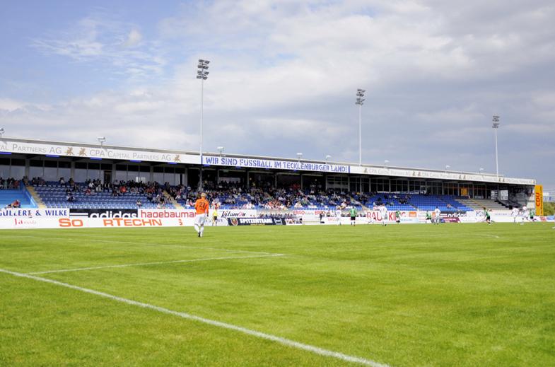 Frimo Stadion: Neuer Stadionname für Sportfreunde Lotte ...