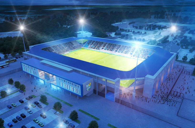 Stadion-Umbau in Chemnitz verzögert sich | liga3-online.de