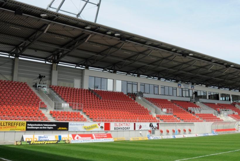 Hallescher FC ist schuldenfrei und wirtschaftlich ...