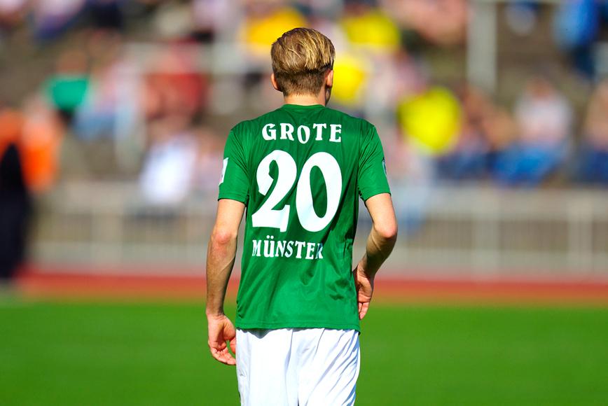 Transfer-Coup: Münster verliert Dennis Grote an Duisburg ...