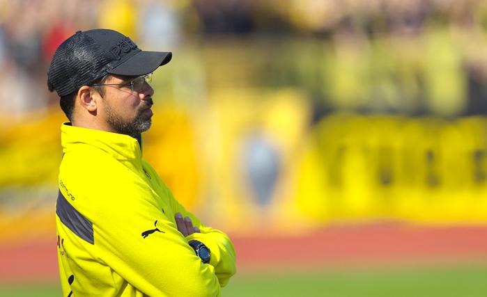 Borussia Dortmund II: Nach Abstieg folgt Umbruch | liga3 ...