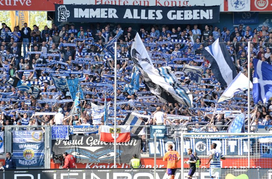 Duisburg: Fans greifen dem MSV finanziell unter die Arme ...