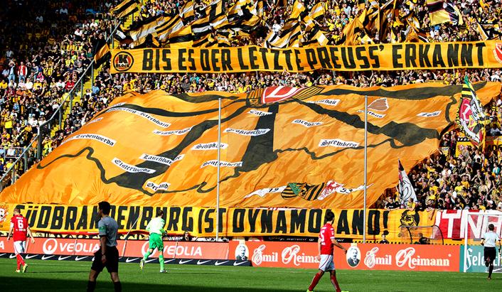 Dynamo Dresden: Bereits über 7.000 Dauerkarten verkauft ...