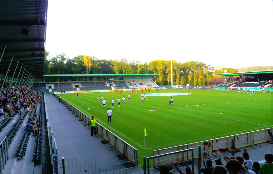 SG Sonnenhof Großaspach hat neuen Stadionnamen | liga3 ...