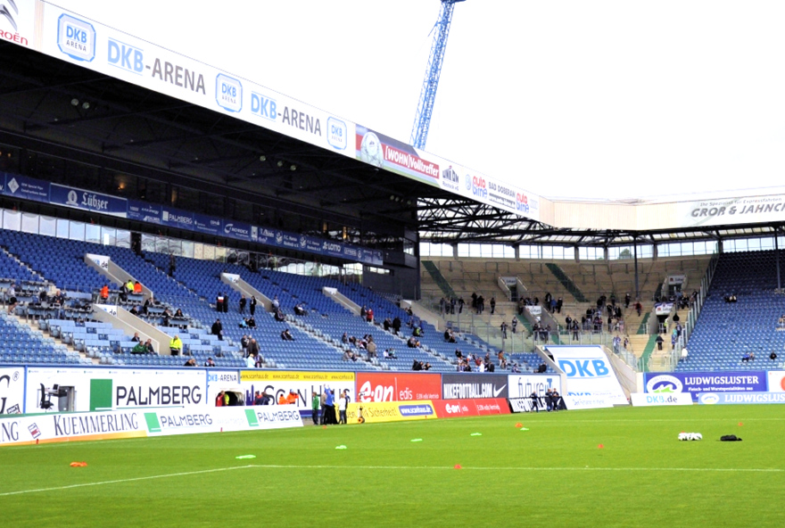 "Hansa Rostock: DKB-Arena heißt wieder ""Ostseestadion ..."