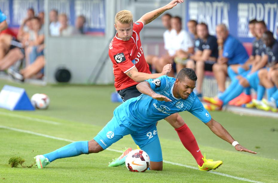 Stuttgarter Kickers Liga