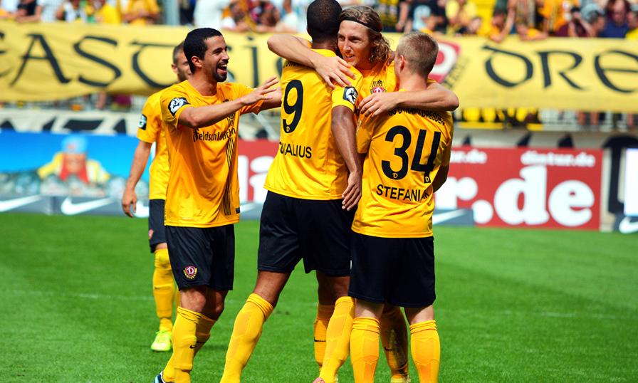 Kommentar Dynamo Dresden: Die Richtung stimmt | liga3 ...