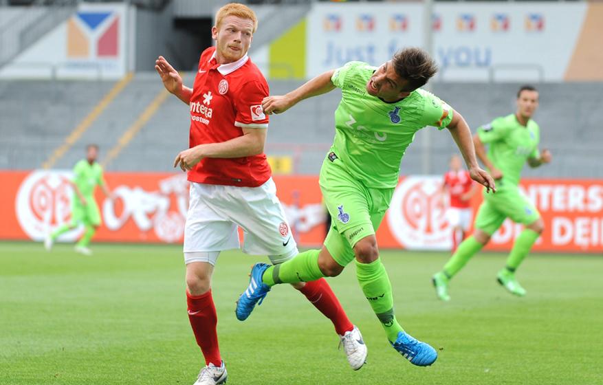 Duisburg und Köln feiern erste Siege – Rostock verliert in ...