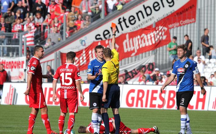 Börner-Sperre: DFB weist Einspruch von Arminia zurück ...