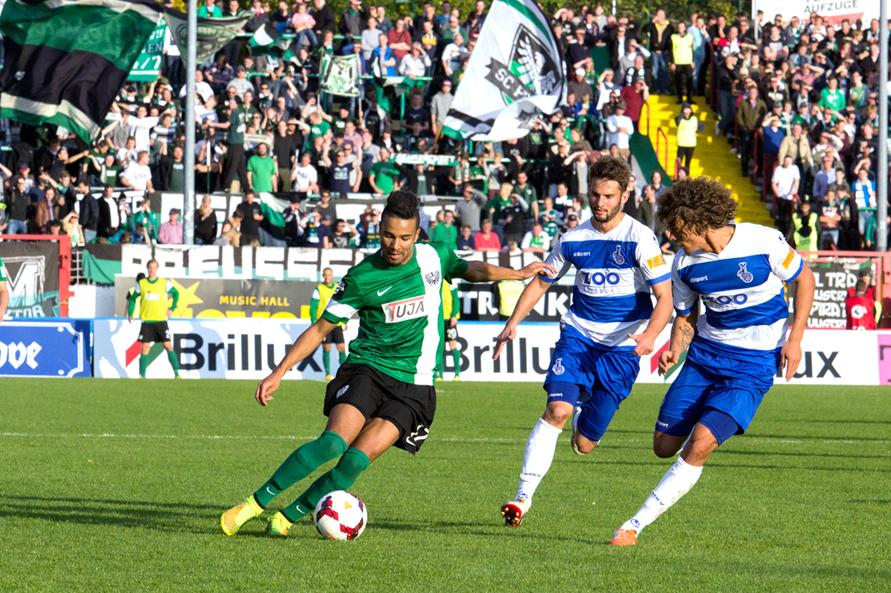 Das Zebra beißt nicht zu – MSV Duisburg seit 415 Minuten ...