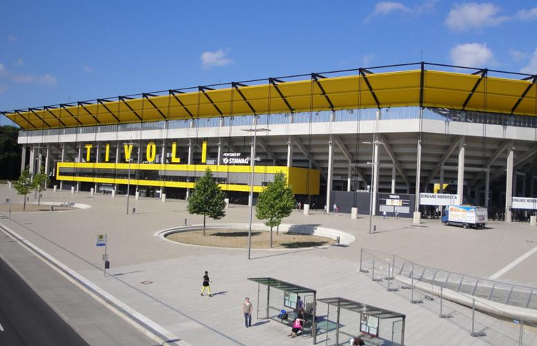 Tivoli Aachen Spielplan
