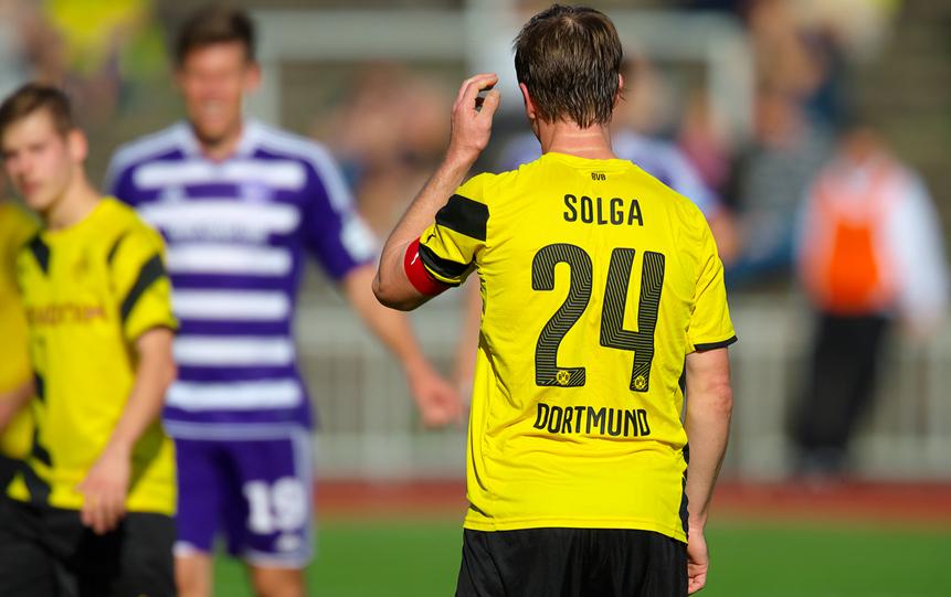 Dortmund Abstieg