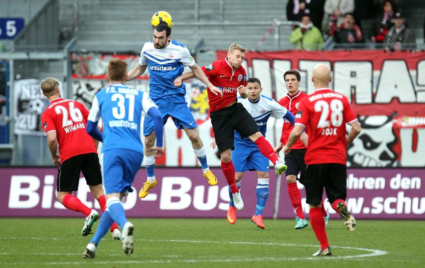 Erfurt gewinnt Derby – Hansa und der Jahn melden sich ...