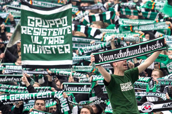 Preußen-Fans organisieren Sonderzug zum Spiel nach Halle ...
