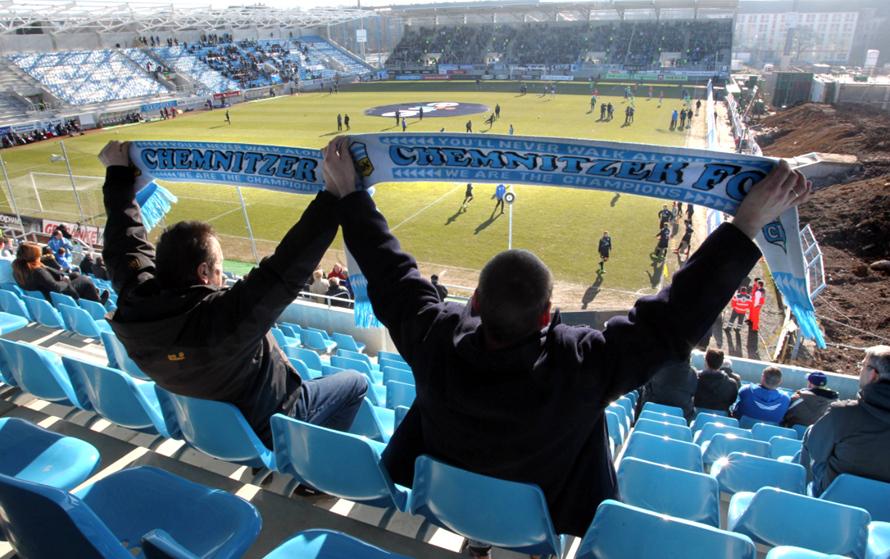 Ostderby zwischen Chemnitz und Dresden ausverkauft | liga3 ...