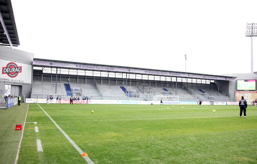 Bald 15.000 Plätze: Wehen Wiesbaden baut Stadion aus ...
