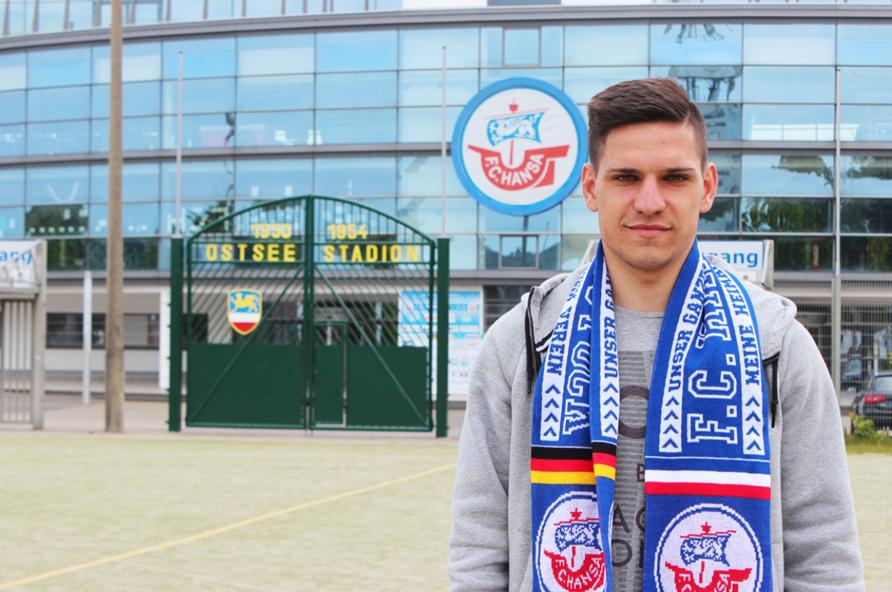 Erster Neuzugang: Hansa Rostock verpflichtet Marcel ...