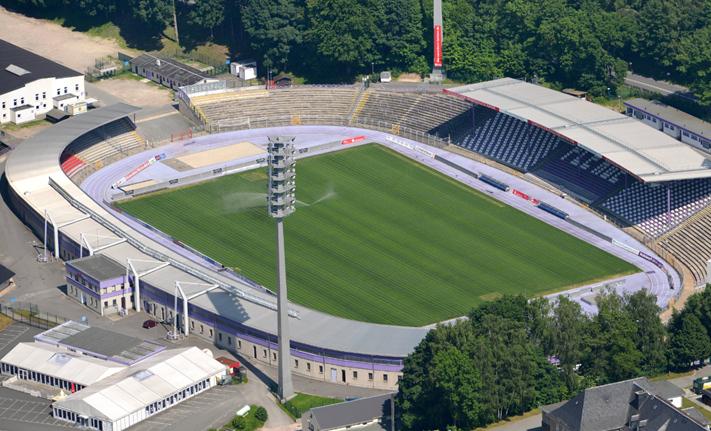 Fairplay: Erzgebirge Aue erhält 15.000 Euro Prämie | liga3 ...