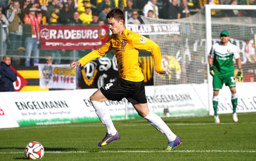 Weg nach Rostock ist frei: Dynamo löst Vertrag von Erdmann ...