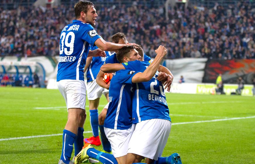 Rostock Gegen Magdeburg