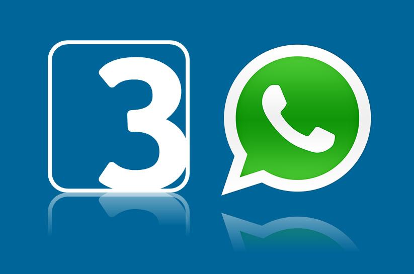 Jetzt neu: Der WhatsApp-Service zur 3. Liga | liga3-online.de