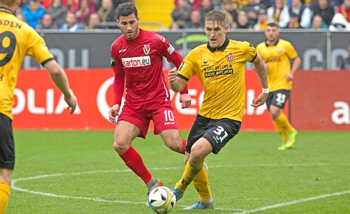 Disziplinarische Gründe: Dynamo streicht Andrich gegen ...