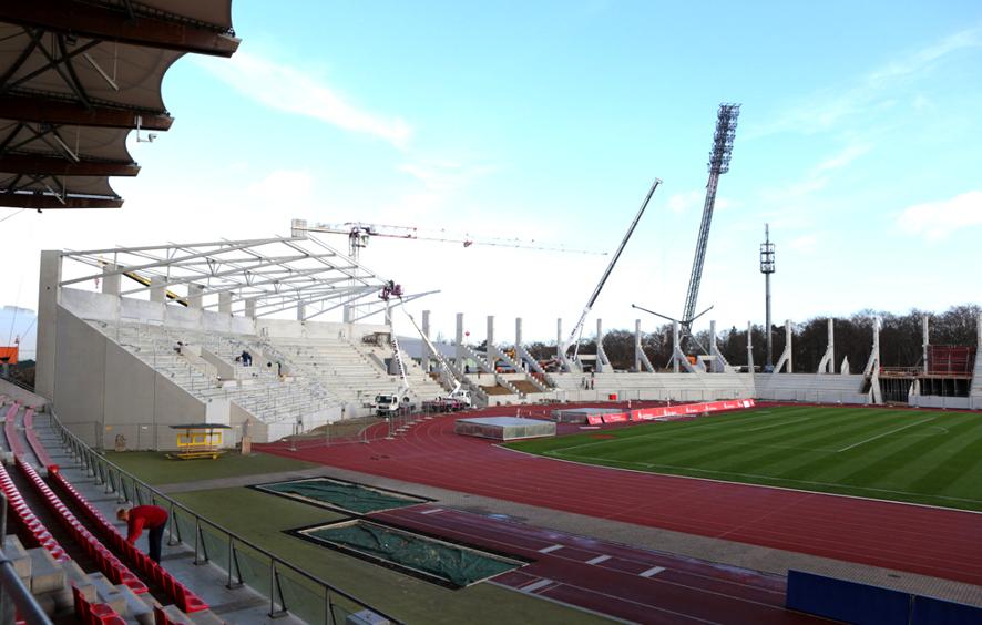 Rot-Weiß Erfurt: Stadionumbau wird 7 Millionen Euro teurer ...