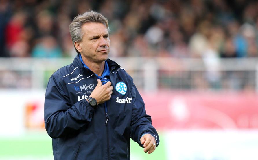 Kickers entlassen Horst Steffen – Tomislav Stipic ...