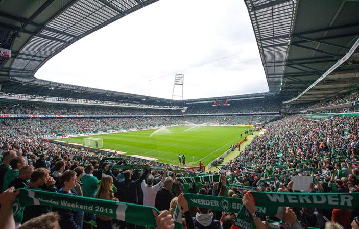 Spielplan Werder Bremen Heimspiele