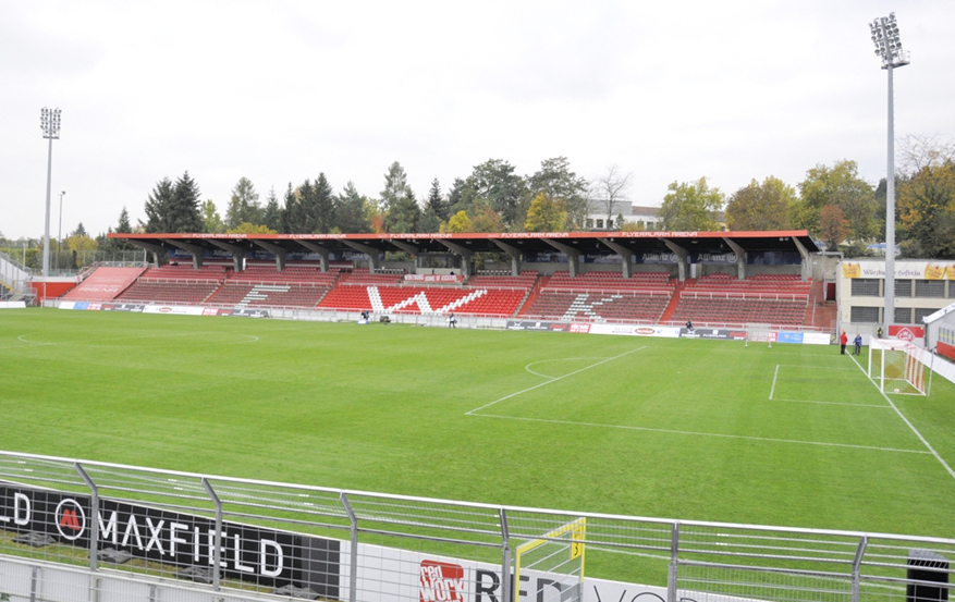 Würzburger Kickers Sicherheitsbedenken Am Stadion Liga3 Onlinede