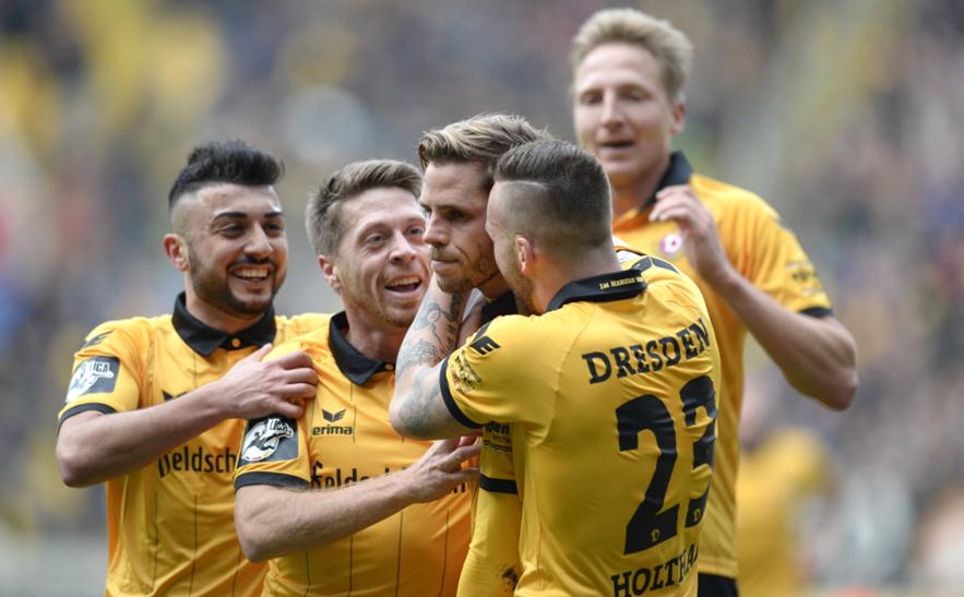 Jetzt im Ticker: SGD vor Aufstieg – Wollitz-Debüt in ...