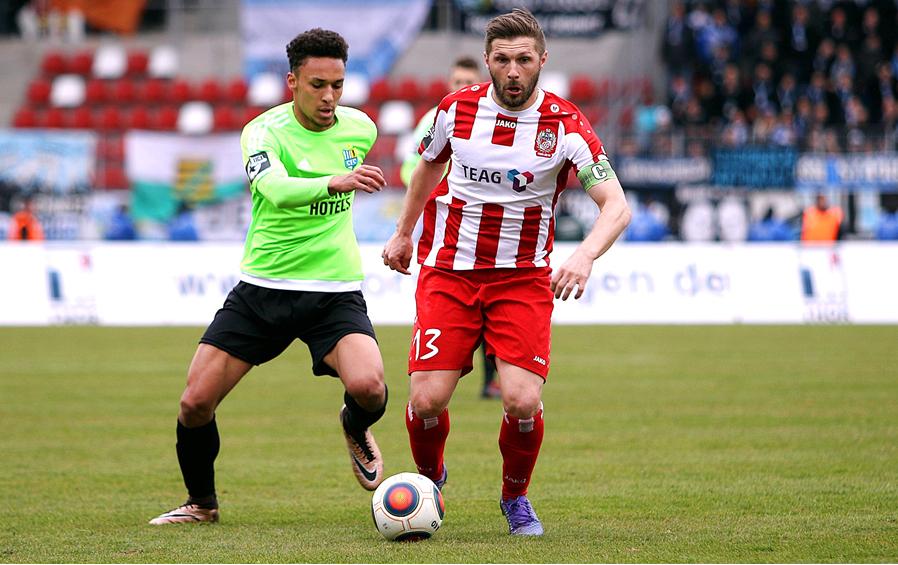 Rot-Weiß Erfurt: Wieder mittendrin statt nur dabei | liga3 ...