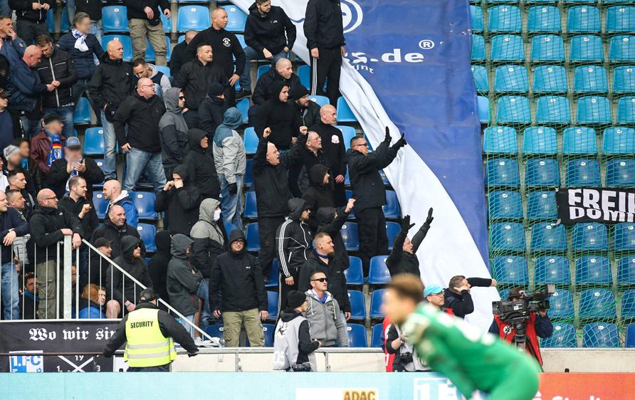 FCM- und BFC-Hooligans kündigen Derby-Besuch in Halle an ...