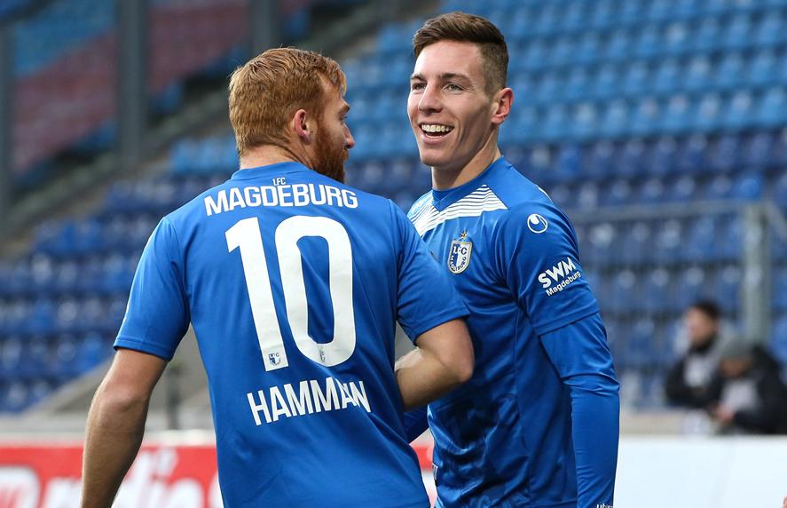 3:0 über Osnabrück: Der 1. FC Magdeburg ist zurück | liga3 ...
