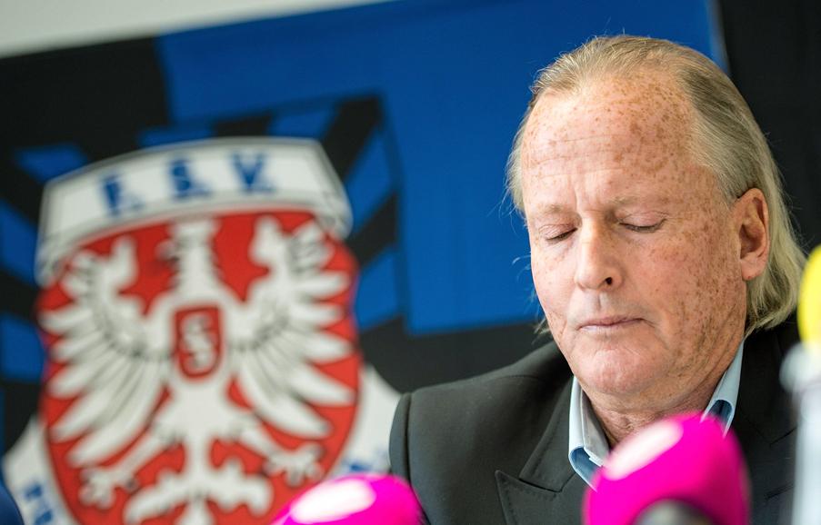 Insolvenz! Wie es für den FSV Frankfurt jetzt weitergeht ...