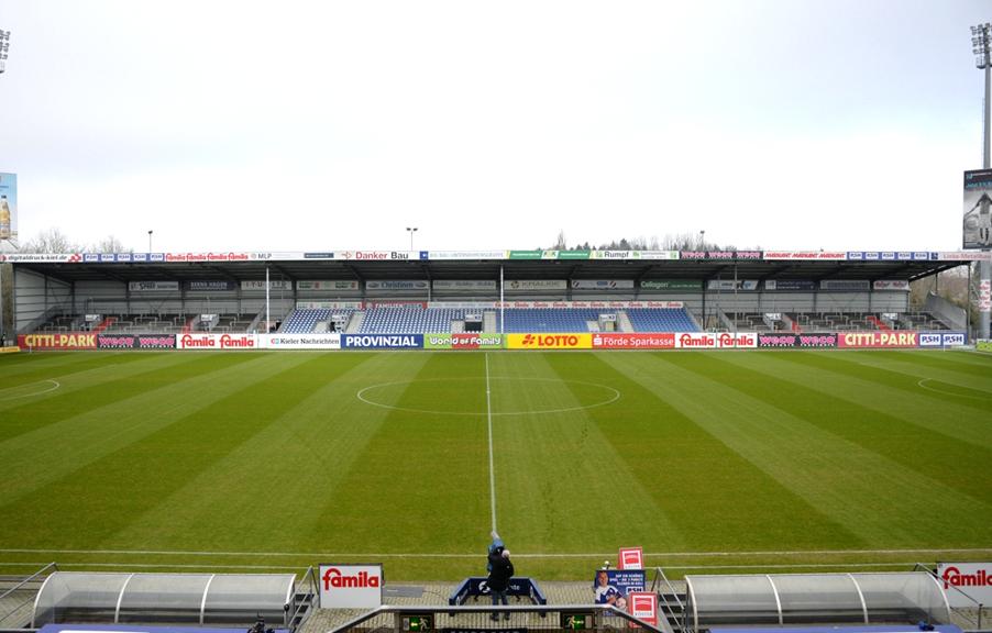 Kiel plant als Zweitligist neues Stadion für 25.000 Fans ...