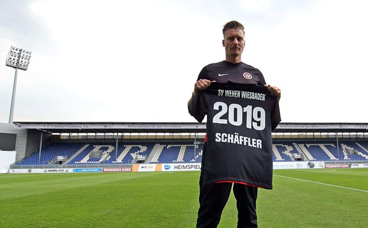 Bis 2019: Manuel Schäffler verlängert in Wiesbaden ...