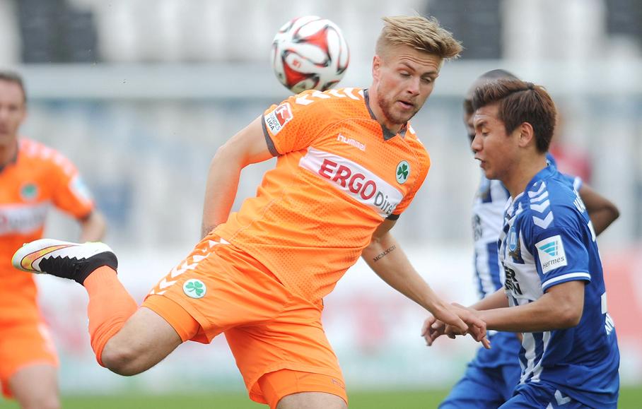 Chemnitzer FC: Florian Trinks offenbar im Anflug | liga3 ...