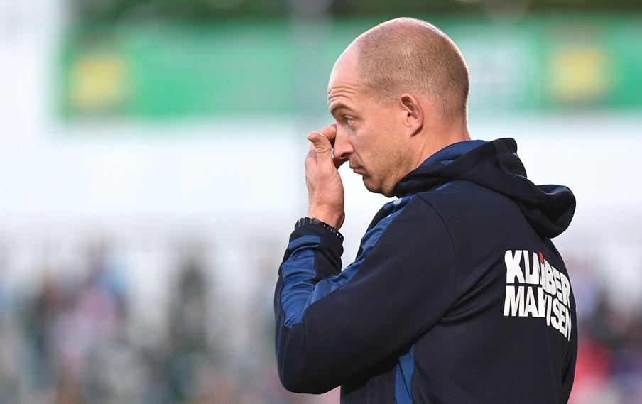 Noch ohne Sieg: Karlsruher SC auf der Suche nach der Form ...
