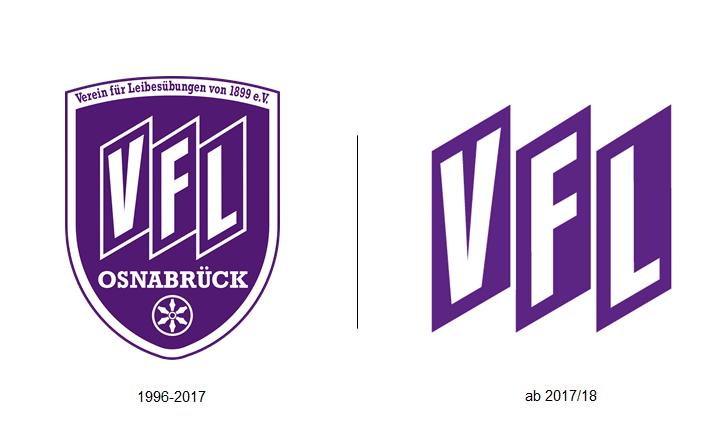VfL Osnabrück kehrt zum Traditionslogo zurück | liga3 ...