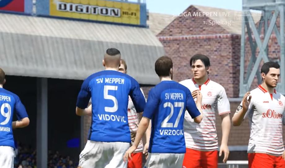 Fifa 18 Das Sind Die Besten Drittliga Spieler Liga3 Onlinede