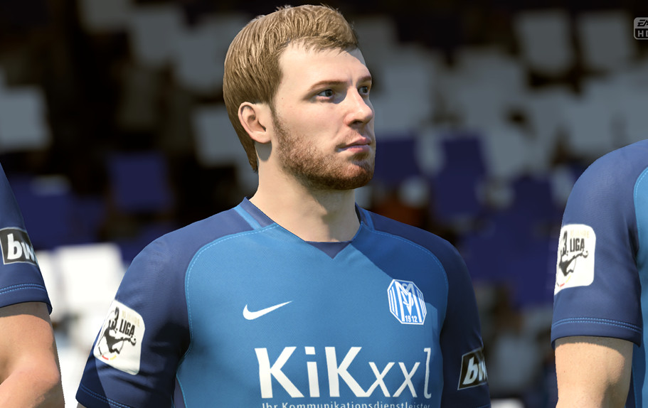 Galerie: Das ist die 3. Liga bei FIFA 18   liga3-online.de
