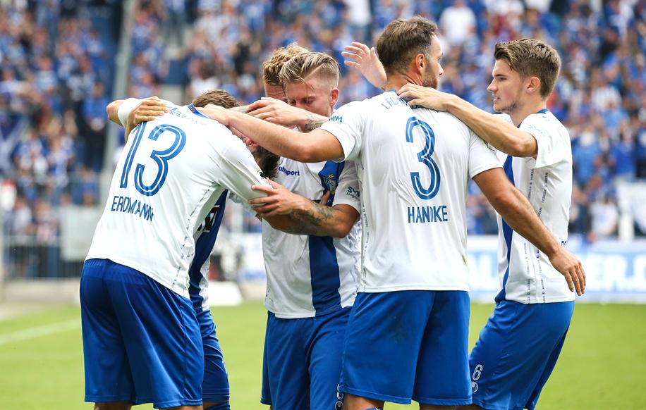 1. FC Magdeburg gewinnt Testspiel gegen Wolfsburg II ...