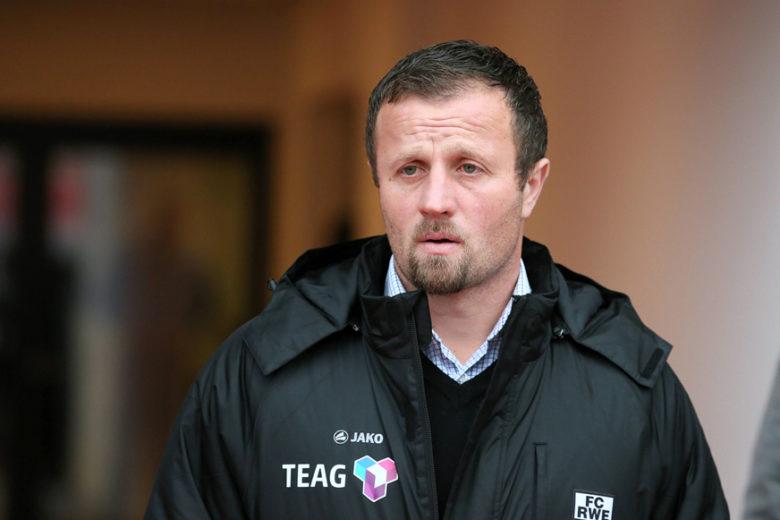 Rot-Weiß Erfurt trennt sich von Manager Torsten Traub