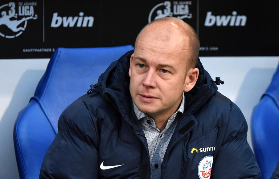 Markus Thiele markus thiele hansa ist für die 3 liga zu groß liga3 de