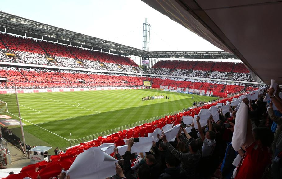 Fortuna Köln: Bei Aufstieg ins Rhein-Energie-Stadion ...
