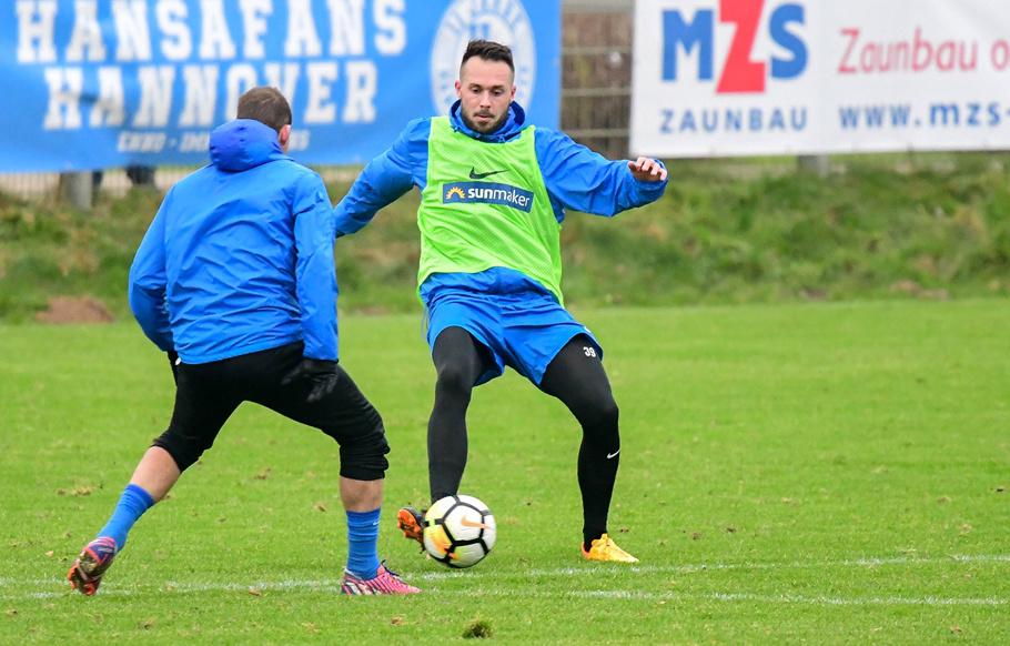 Für Hansa: Pascal Breier schlug Zweitliga-Angebote aus ...