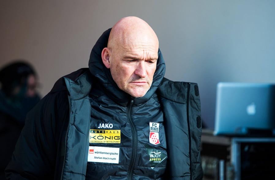 Rot-Weiß Erfurt trennt sich von Trainer Stefan Emmerling ...