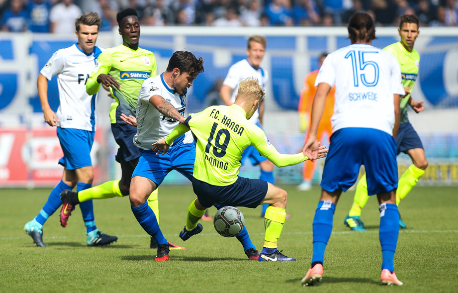 magdeburg rostock 3. liga