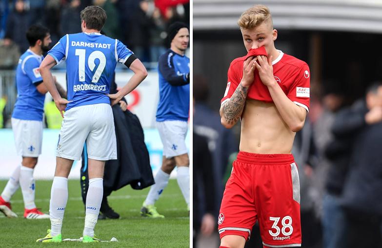 Kaiserslautern Abstieg